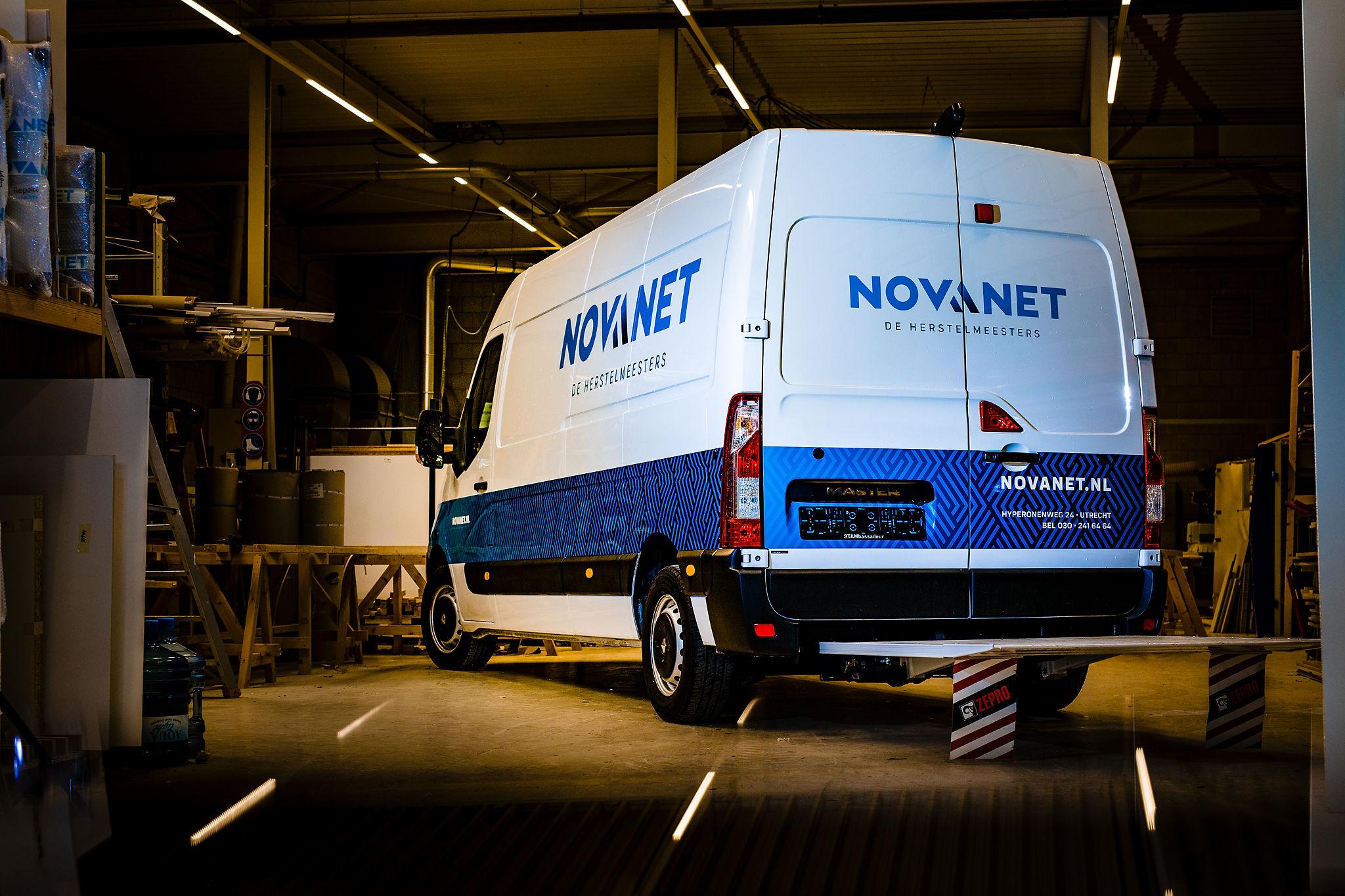 Novanet bus